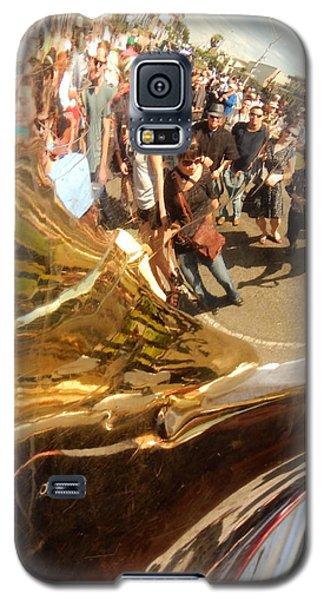 Second Line Tuba Galaxy S5 Case