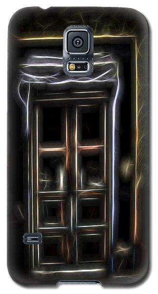 Galaxy S5 Case featuring the digital art Secret Doorway by William Horden