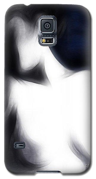 Secret Face Galaxy S5 Case by Michal Boubin