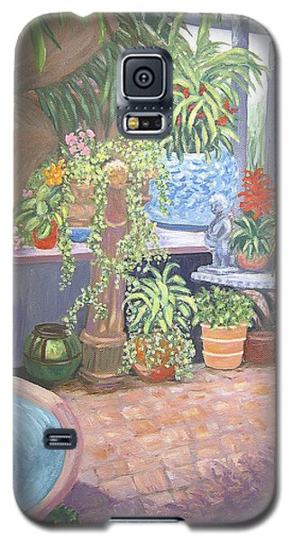 Secret Garden Galaxy S5 Case