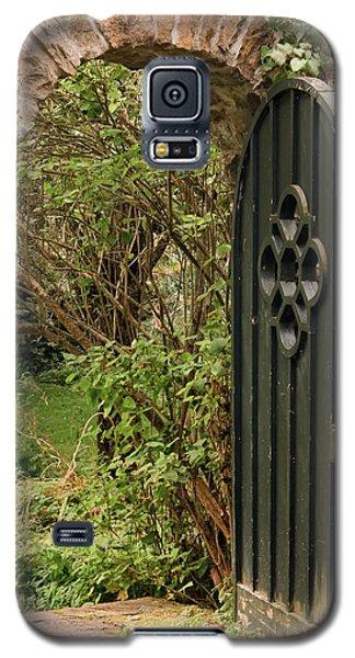 Secret Garden Galaxy S5 Case