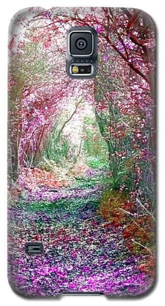 Secret Garden Galaxy S5 Case by Vicki Spindler