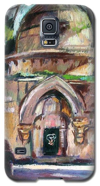 Secret Jerusalem Temple Galaxy S5 Case