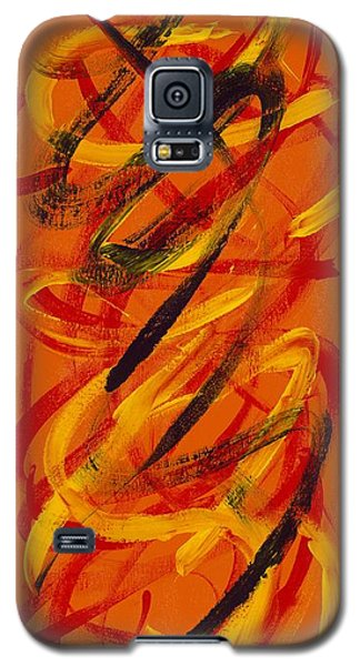 Secret Message Galaxy S5 Case