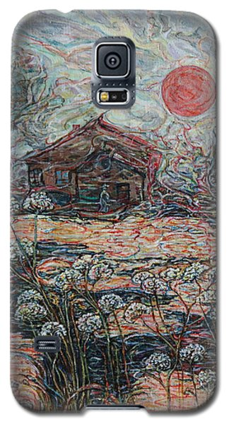 Sedgy Pond Galaxy S5 Case