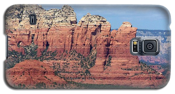 Galaxy S5 Case featuring the photograph Sedona 1 by Tom Doud