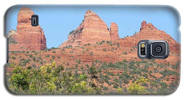 Galaxy S5 Case featuring the photograph Sedona 2 by David Rizzo