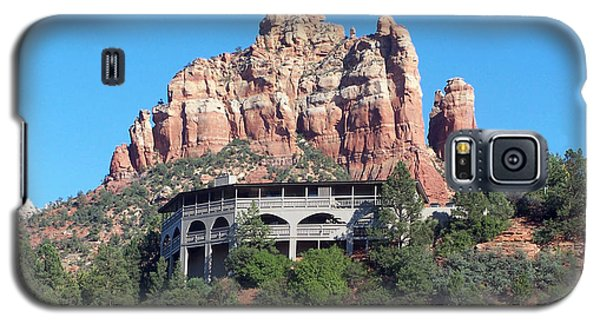 Galaxy S5 Case featuring the photograph Sedona 4 by Tom Doud