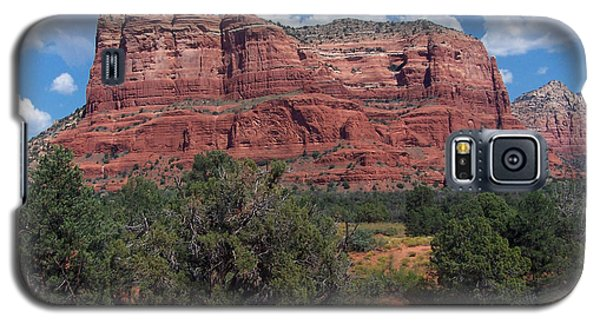 Galaxy S5 Case featuring the photograph Sedona 6 by Tom Doud