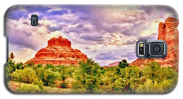 Sedona Arizona Bell Rock Vortex Galaxy S5 Case
