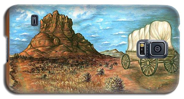 Sedona Arizona - Western Art Painting Galaxy S5 Case
