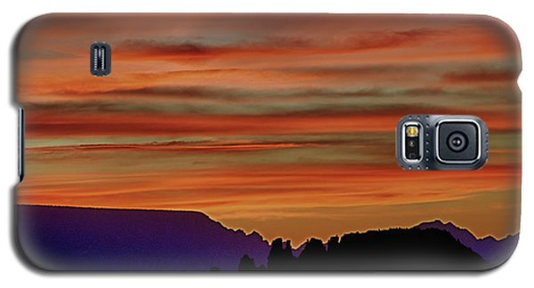 Sedona Az Sunset 2 Galaxy S5 Case