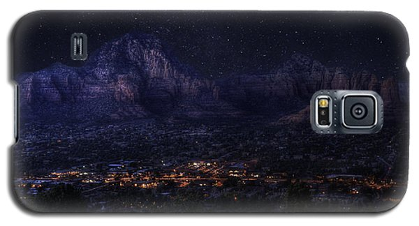 Sedona By Night Galaxy S5 Case