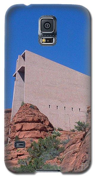 Sedona Chapel 1 Galaxy S5 Case