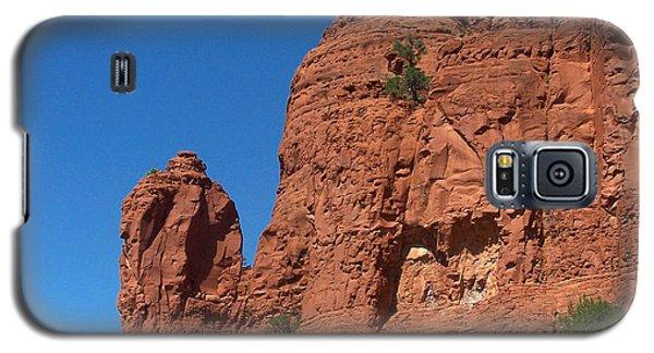 Sedona Chapel Rocks Galaxy S5 Case
