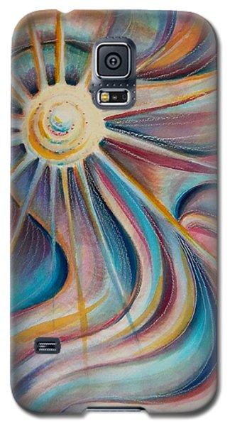 Sedona Charm Galaxy S5 Case by Dee Davis