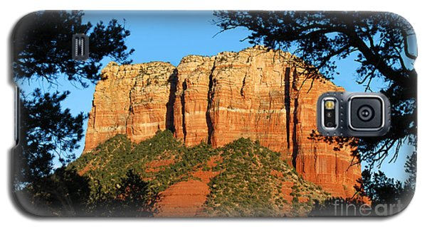 Sedona Courthouse Butte  Galaxy S5 Case