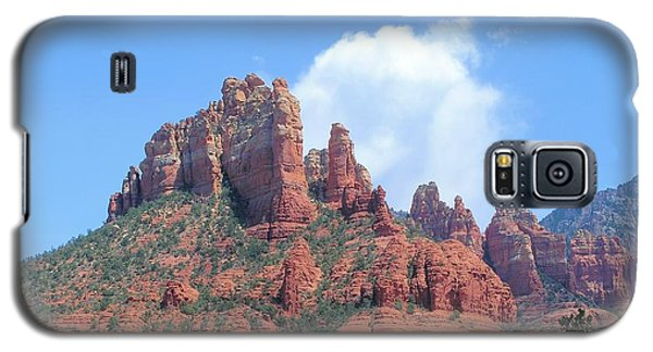 Galaxy S5 Case featuring the photograph Sedona by David Rizzo