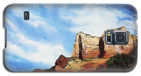 Sedona Mountains Galaxy S5 Case
