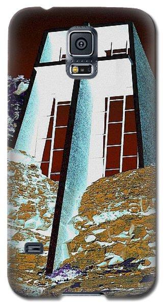 Sedona Rock Church Galaxy S5 Case