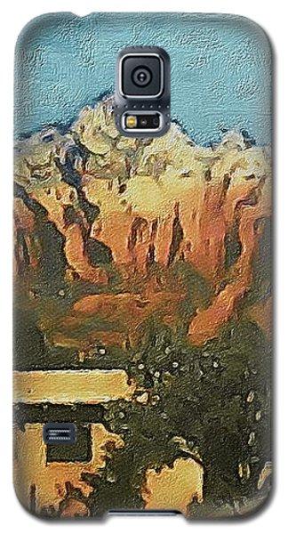 Sedona Galaxy S5 Case by Susan Maxwell Schmidt