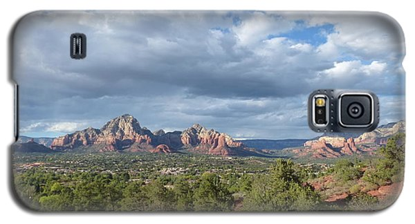 Sedona View Trail Galaxy S5 Case by Marlene Rose Besso