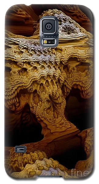 Galaxy S5 Case featuring the digital art Sedona Vortex Inspiration by Steed Edwards