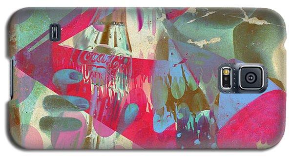Seduction Of Soda  Galaxy S5 Case by Jerry Cordeiro