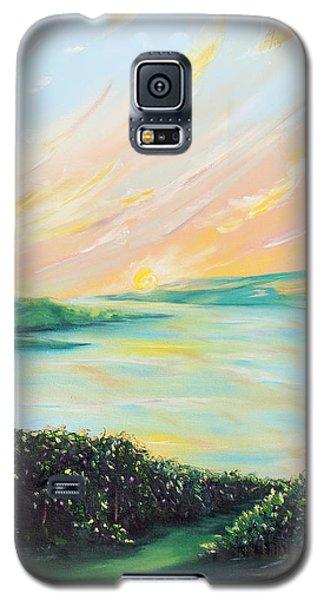 Seeded Spirit Galaxy S5 Case