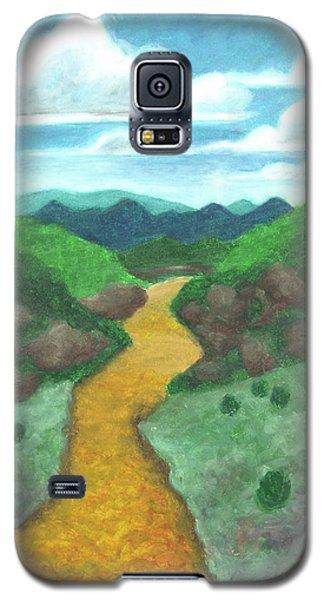 Seeded Waterway Galaxy S5 Case