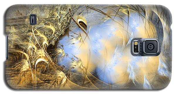 Seeds Of Peace - Surrealism Galaxy S5 Case