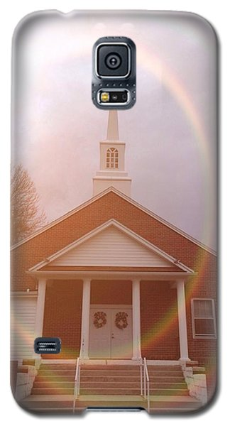 Seeing The Light Galaxy S5 Case