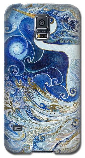 Seeking Balance Galaxy S5 Case by Leela Payne