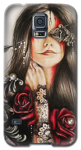 Self Affliction Galaxy S5 Case by Sheena Pike