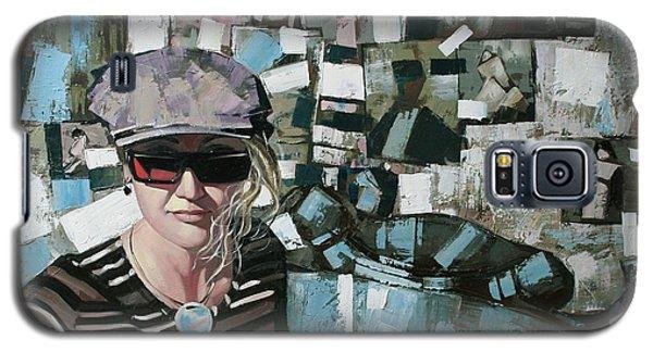 Self Galaxy S5 Case by Anastasija Kraineva