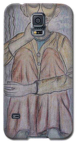 Self Fire Galaxy S5 Case