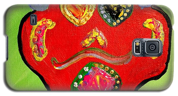 Self Galaxy S5 Case by Artists With Autism Inc