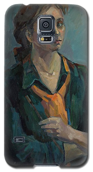 Self Portrait 2004 Galaxy S5 Case