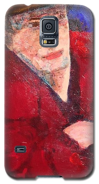 Self-portrait Galaxy S5 Case