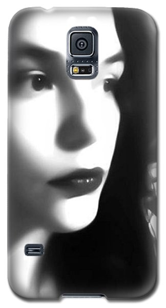 Self-portrait For Nancy Galaxy S5 Case