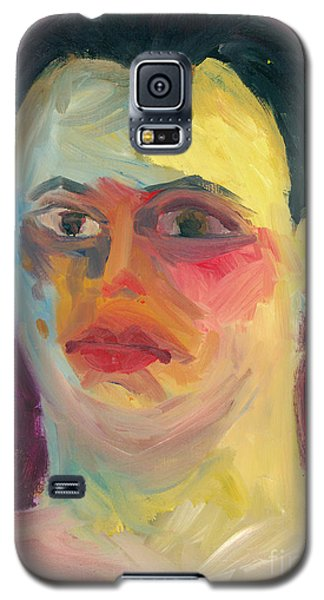 Self Portrait Oil Panting Galaxy S5 Case