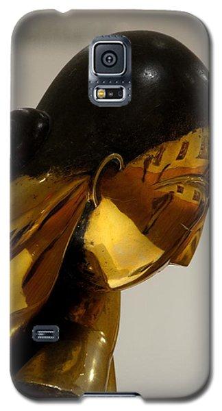 Self-portraits In Brancusi Galaxy S5 Case by Steven Richman