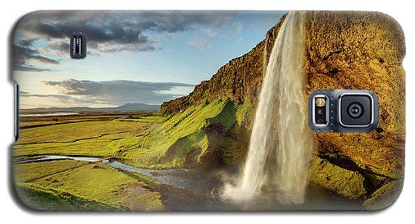 Seljalandsfoss Iceland Galaxy S5 Case