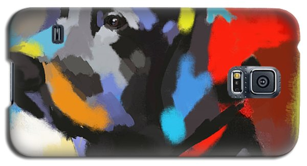 Dog Sem Galaxy S5 Case