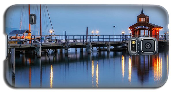Seneca Lake Galaxy S5 Case
