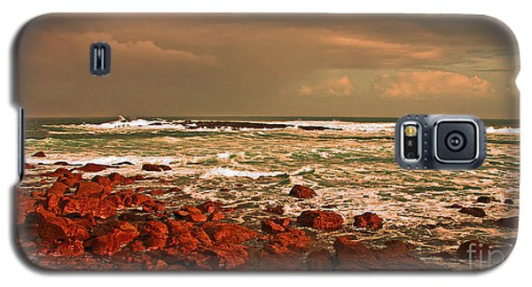 Sennen Storm Galaxy S5 Case by Linsey Williams