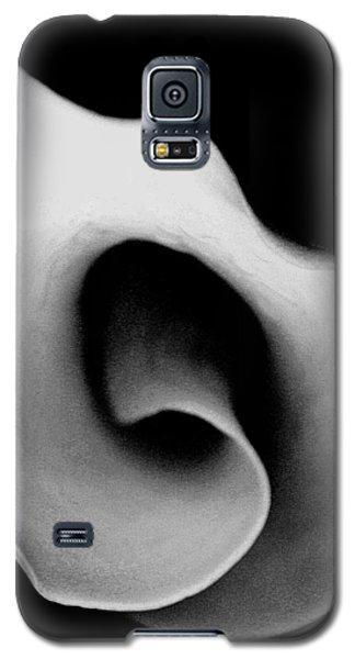 Galaxy S5 Case featuring the photograph Sensitive Spirit by The Art Of Marilyn Ridoutt-Greene