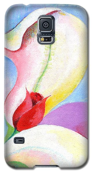 Sensitive Touch Galaxy S5 Case by Mary Armstrong