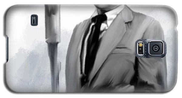 Sentimental Bliss Frank Sinatra Galaxy S5 Case