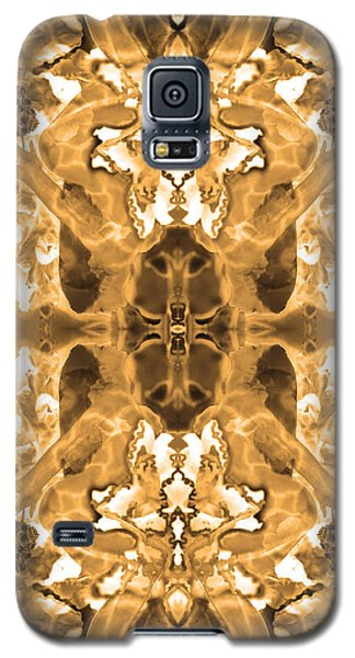 Sepia Bag Fairies 1 Galaxy S5 Case